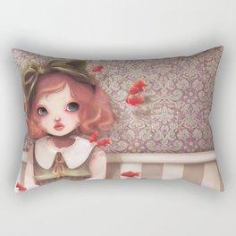 L'élégante Armada... Rectangular Pillow