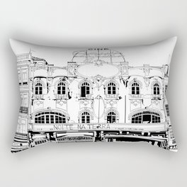 porto III Rectangular Pillow