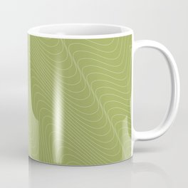 Topographic Coffee Mug
