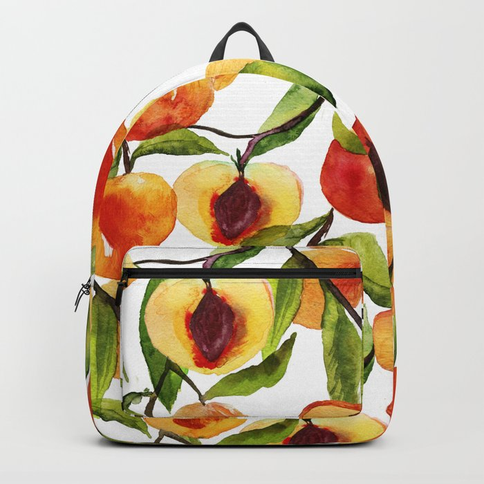 Passionate for peaches Backpack