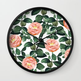 Josephine #society6 #decor #buyart Wall Clock