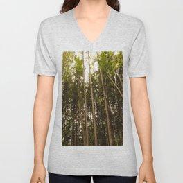 The Tall Trees Unisex V-Neck
