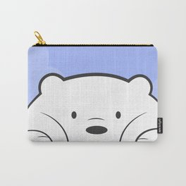 Ice Bear is funny Carry-All Pouch