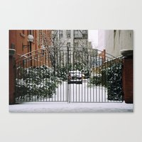 narnia Canvas Prints featuring Narnia  by Sophia Zhou