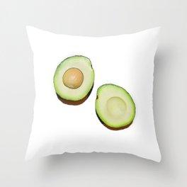 Good kind of fat Throw Pillow