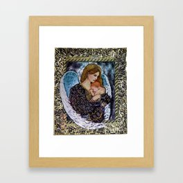 ANGEL HEART Framed Art Print