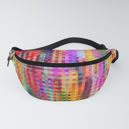 Abstract background 198 Fanny Pack
