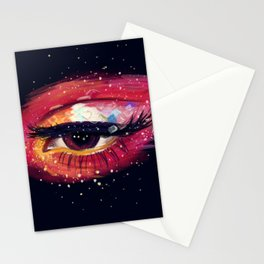 The Colors of the Galaxy Stationery Cards