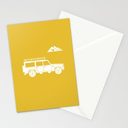 Landrover Defender 110 Stationery Cards