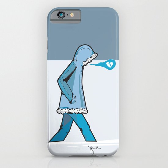 January Blues iPhone & iPod Case