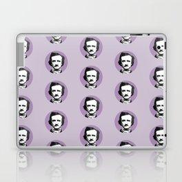 Edgar Allan Poe-ka Dots Laptop & iPad Skin