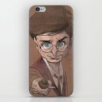 harry iPhone & iPod Skins featuring Harry! by nachodraws