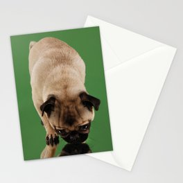 Pug Lara. Stationery Cards