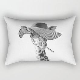 SAFIRA ZHIRAFETTA Rectangular Pillow
