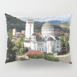 Sighisoara III Pillow Sham