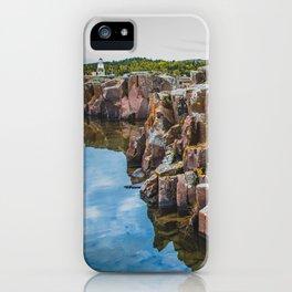 Artist Point Trail, Grand Marais, Minnesota 17 iPhone Case