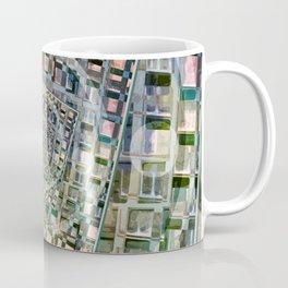 Infinite Turns Abstract Coffee Mug