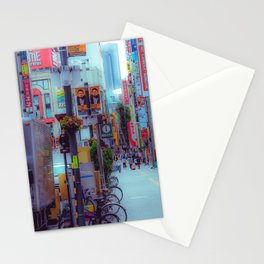 Before The Commute Stationery Cards