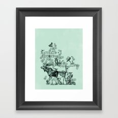 Natural History Framed Art Print