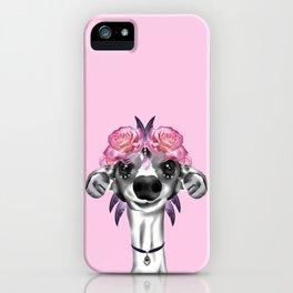 Greyhound Festival iPhone Case