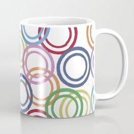 Discs Coffee Mug