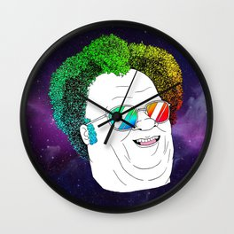 more like, Dr. Steve RULES Wall Clock