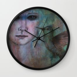 A Spirit of Youth Wall Clock