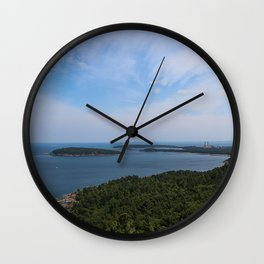 Sugarloaf Mountain 1 Wall Clock