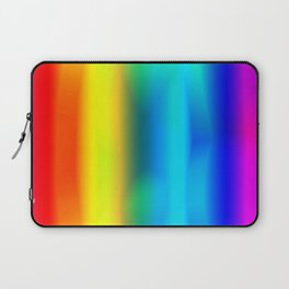 Rainbow Glowing Laptop Sleeve