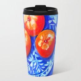 Mandarins Travel Mug