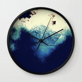 Plash Rook Wall Clock