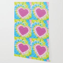 Love Tye Dye 2 Wallpaper