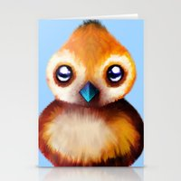 warcraft Stationery Cards featuring PePe by Mr. Stonebanks