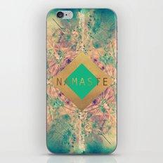 Namaste Mandala iPhone & iPod Skin