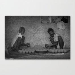 Laddu Canvas Print