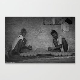 Laddu Canvas Print