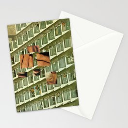 you you you miss me Stationery Cards