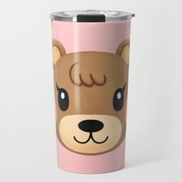Maple Animal Crossing Travel Mug