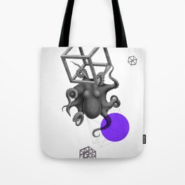 Zoologica Serie: Collaboration Tote Bag
