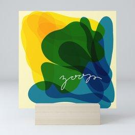 63/100 Mini Art Print