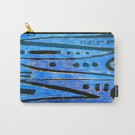 Paul Klee Heroic Strokes Carry-All Pouch