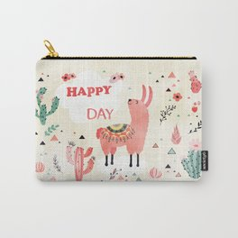 Hapy Lama Carry-All Pouch