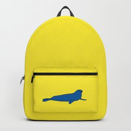 The prodigious seal Backpack