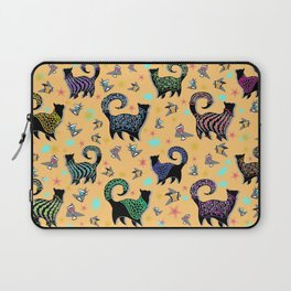 Fabulous Snobby Cats 2 Laptop Sleeve