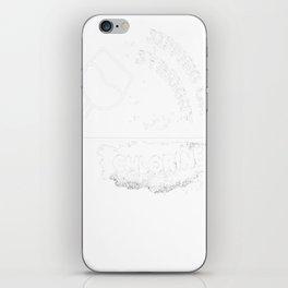 Chlorine iPhone Skin