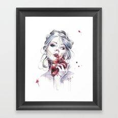 Your Heart Framed Art Print