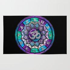 UROCK! Independence Mandala Rug