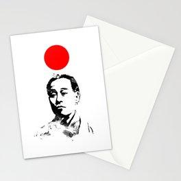 Japanese Hero Stationery Cards