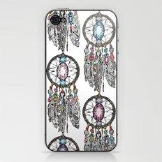 gemstone dreamcatcher iPhone & iPod Skin