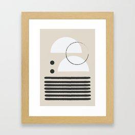 Abstract Modern Art Framed Art Print